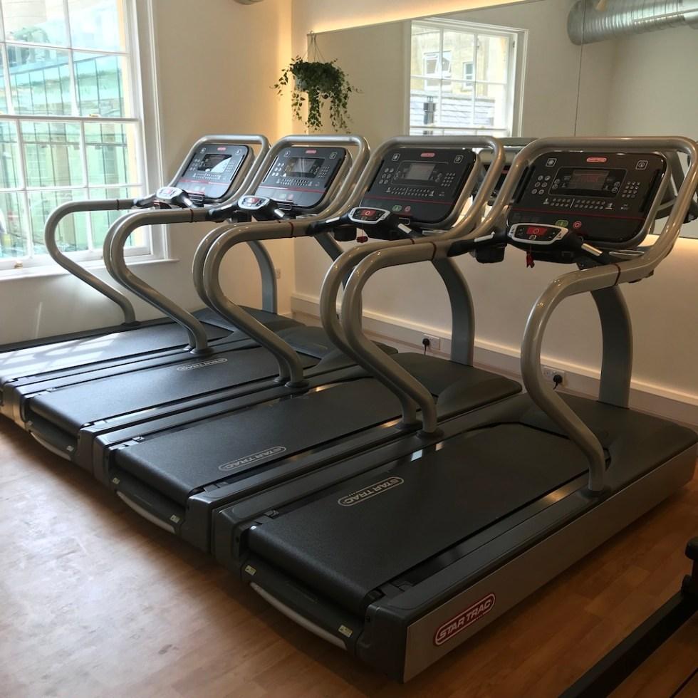 Cardio Room Startrac 8 Series Treadmill