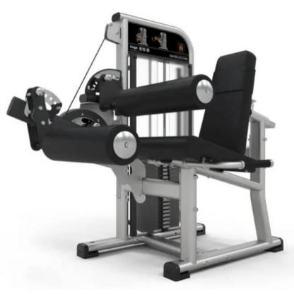 Exigo UK Seated Leg Curl Machine