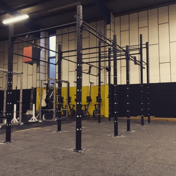 UKSF 20ft Free Standing Rig1