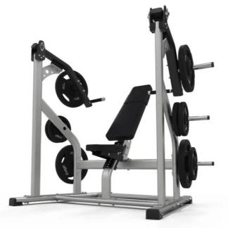 Exigo UK ISO-Lateral Front Pivot Shoulder Press