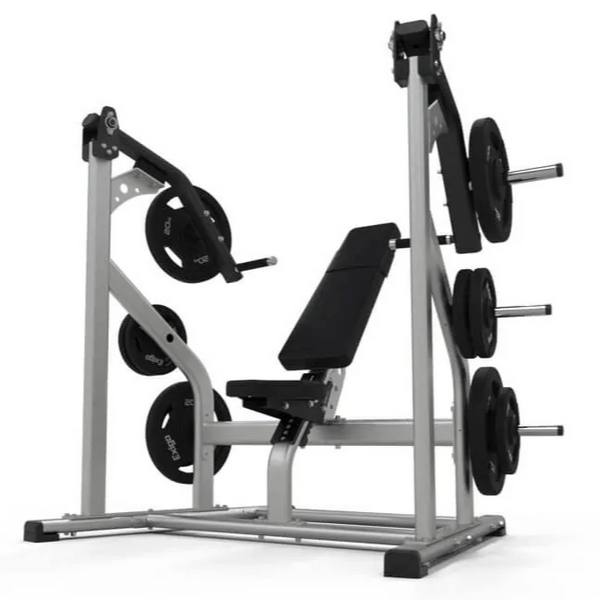 Exigo UK ISO-Lateral Front Pivot Shoulder Press