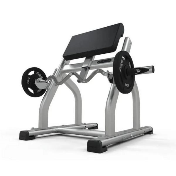 Exigo Uk Standing Preacher Curl Bench Perfect Gym Solutions