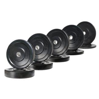 Mulco Primal Black Bumper Plate Sets