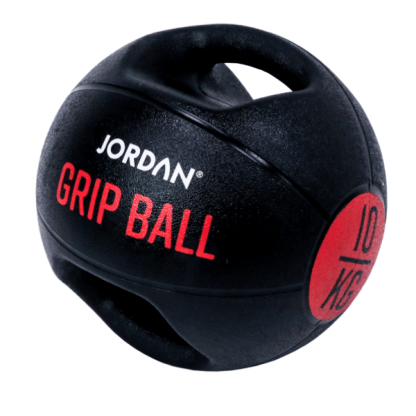 Jordan Fitness Dual Grip Medicine Balls 10kg