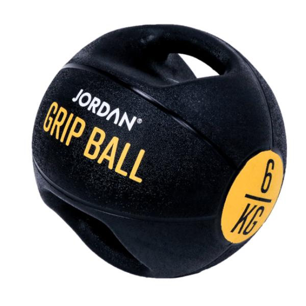 Jordan Fitness Dual Grip Medicine Balls 6kg