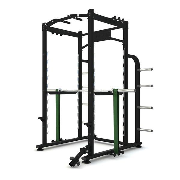 Jordan Fitness Power Rack