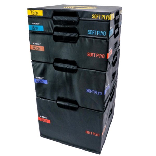 Jordan Fitness Soft Plyometric Boxes
