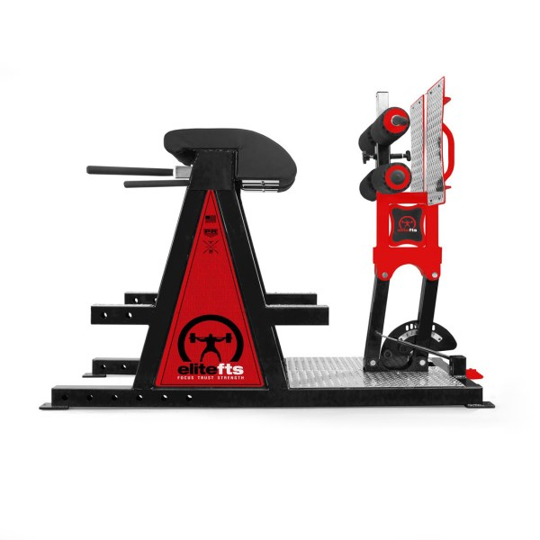 ELITEFTS™ Signature Posterior Chain Developer PCD Red