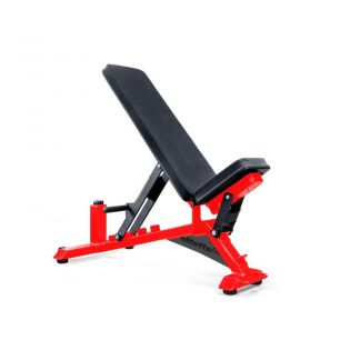 ELITEFTS™ Collegiate 0-90 Bench Red
