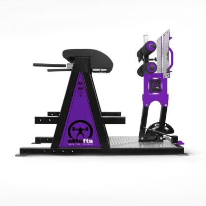 ELITEFTS™ Signature Posterior Chain Developer PCD Purple