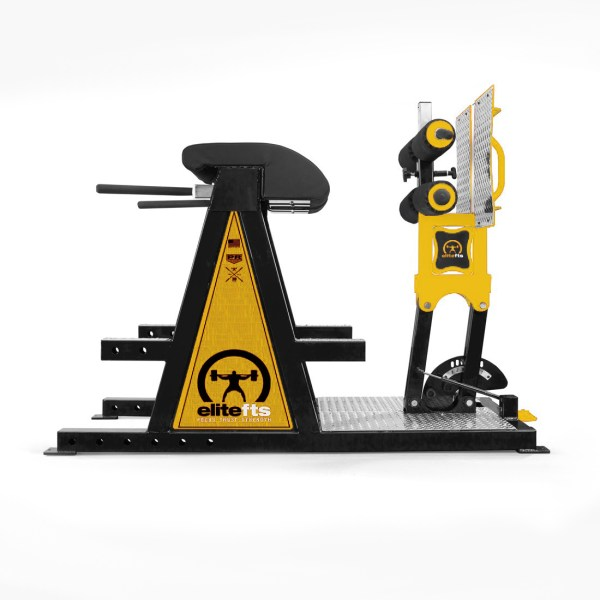 ELITEFTS™ Signature Posterior Chain Developer PCD Yellow