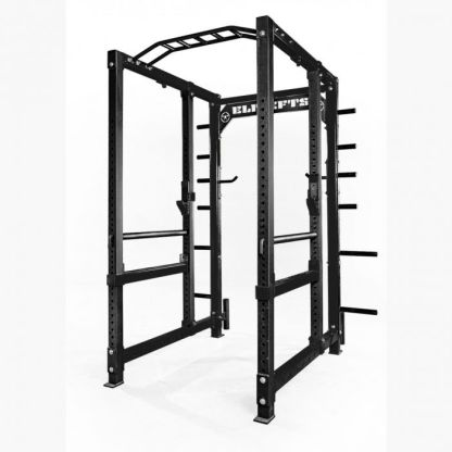 ELITEFTS™ 3x3 Collegiate Power Rack Black
