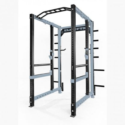 ELITEFTS™ 3x3 Collegiate Power Rack Platinum