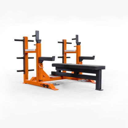 ELITEFTS™ Signature Competition Bench Orange