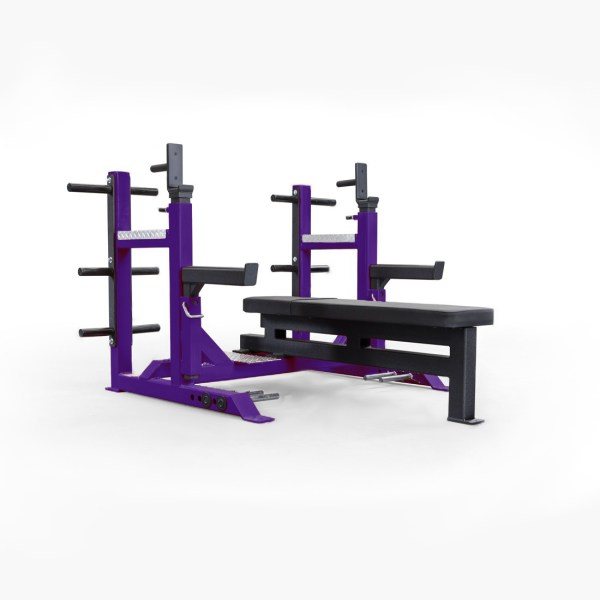 ELITEFTS™ Signature Competition Bench Purple