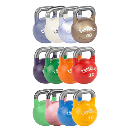 Crossmaxx® competition kettlebells