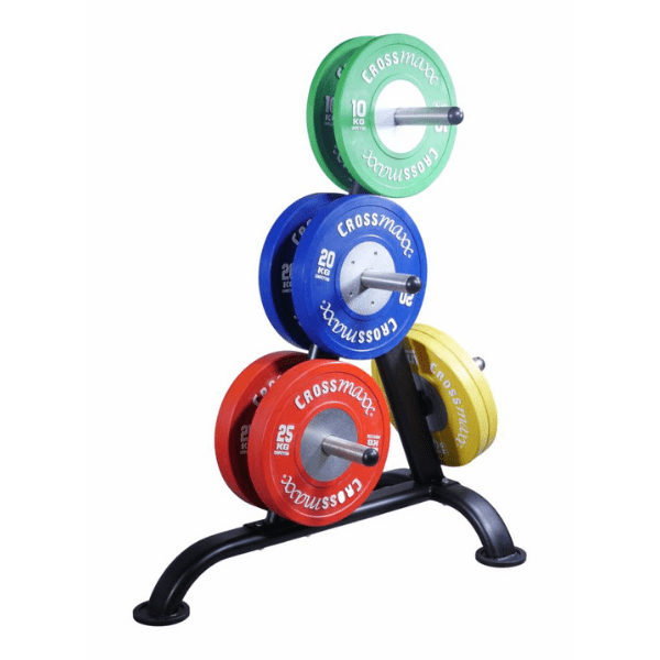 Crossmaxx Olympic Plate Storage Rack