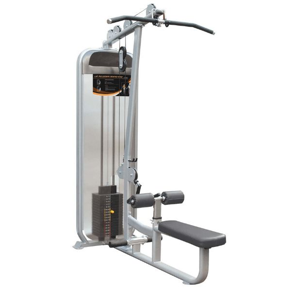 Impulse Dual Lat Pull Down and Seated Row