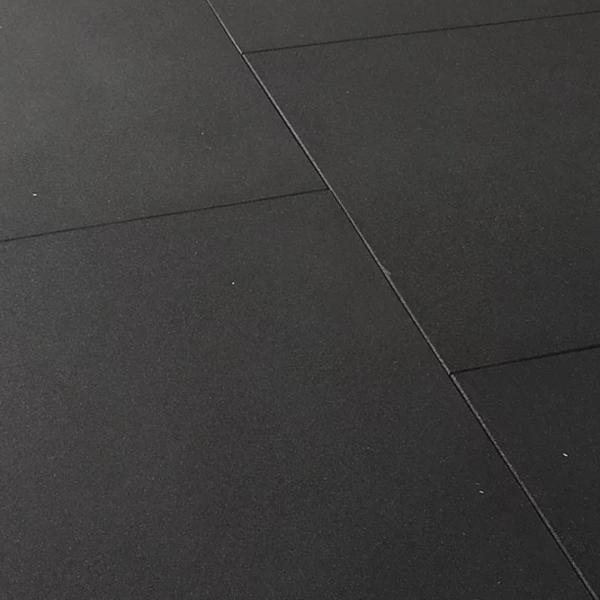 Black Series 1m x 1m 10mm Gym Tile