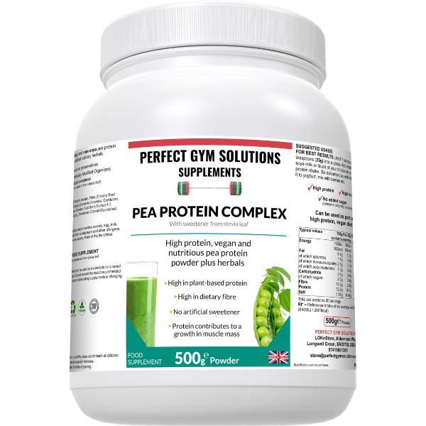 Pea Protein Complex
