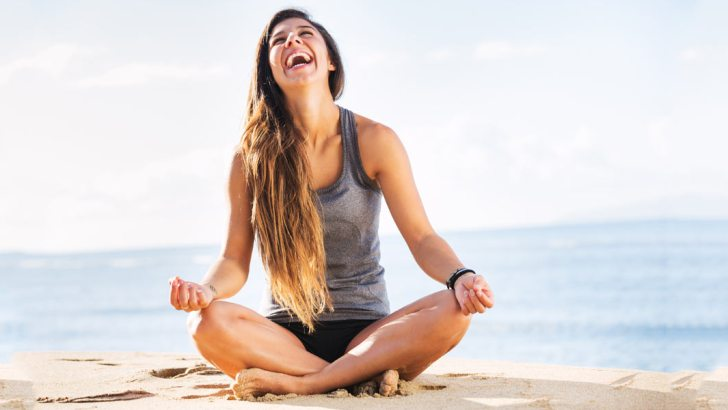 5 Yoga for Hair Growth, Black, Long and Voluminous Hair