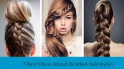 7 Best Ideas About Braided Hairstyles