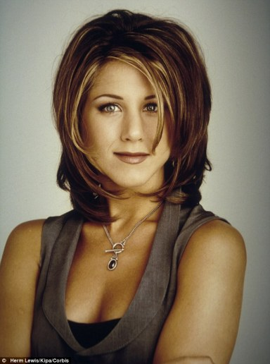 The Rachel Hairdo Hairstyle