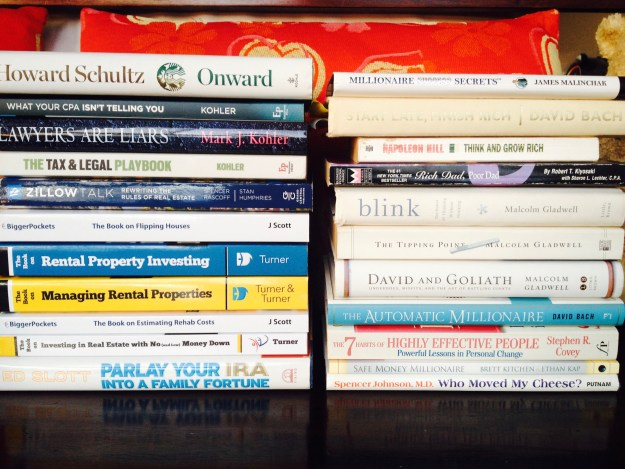 Real Estate & Business Books