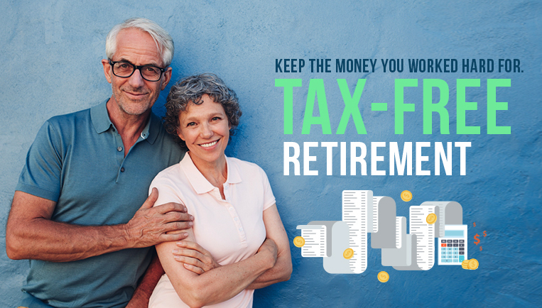 Tax-free Retirement Plan to Retire Rich