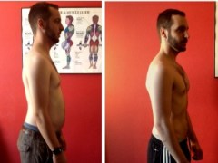 las vegas personal trainer alex before after side