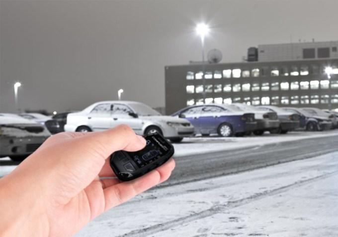 Remote Car Starter Range