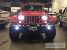 2015 Jeep Wrangler Lighting