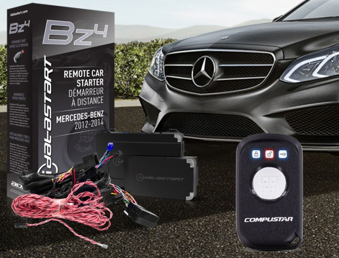 Mercedes-Benz Remote Starter