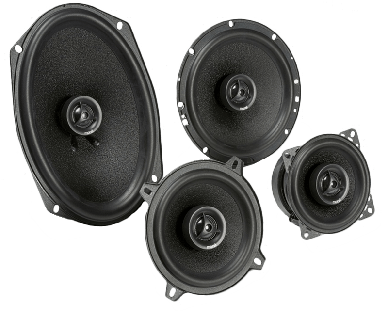 Product Spotlight: Morel Maximo Coaxial Speakers