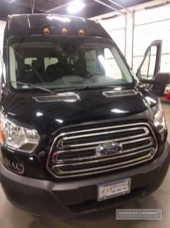 Ford Transit Remote Start