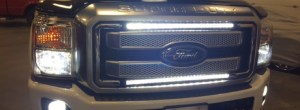 Ford F-350 Lighting