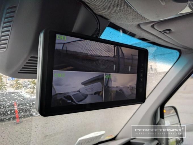 Sprinter Van Camera System
