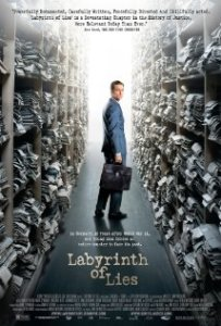 "Movie Poster for ""Labyrinth of Lies"""