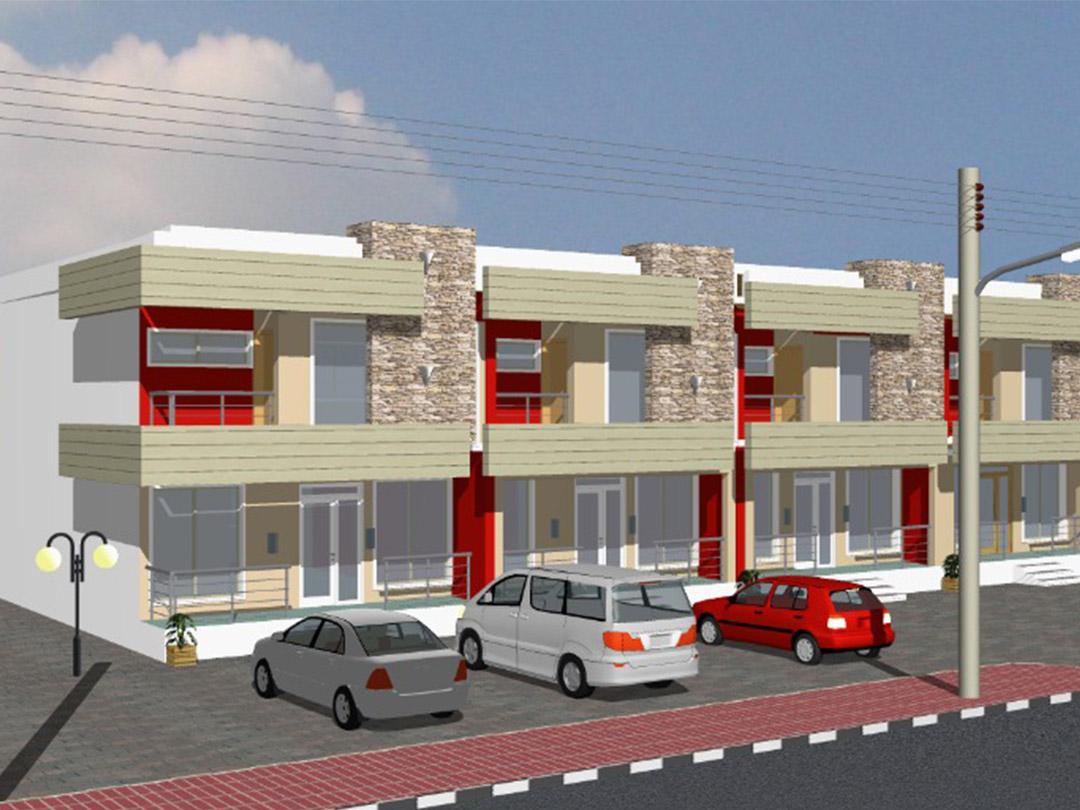 Housing 2bedroomterrace duplex 1