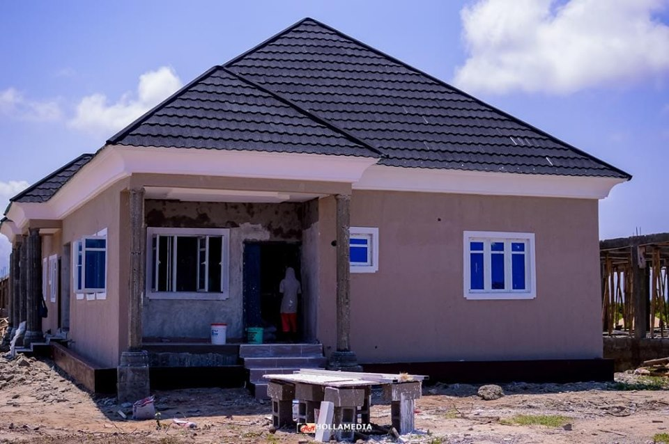 A GREAT STEP TO SOLVING THE HOUSING PROBLEMS IN NIGERIA