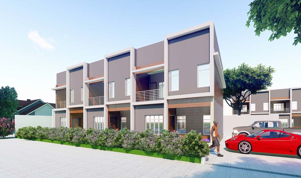 Three Bedroom Apartment 3bed2