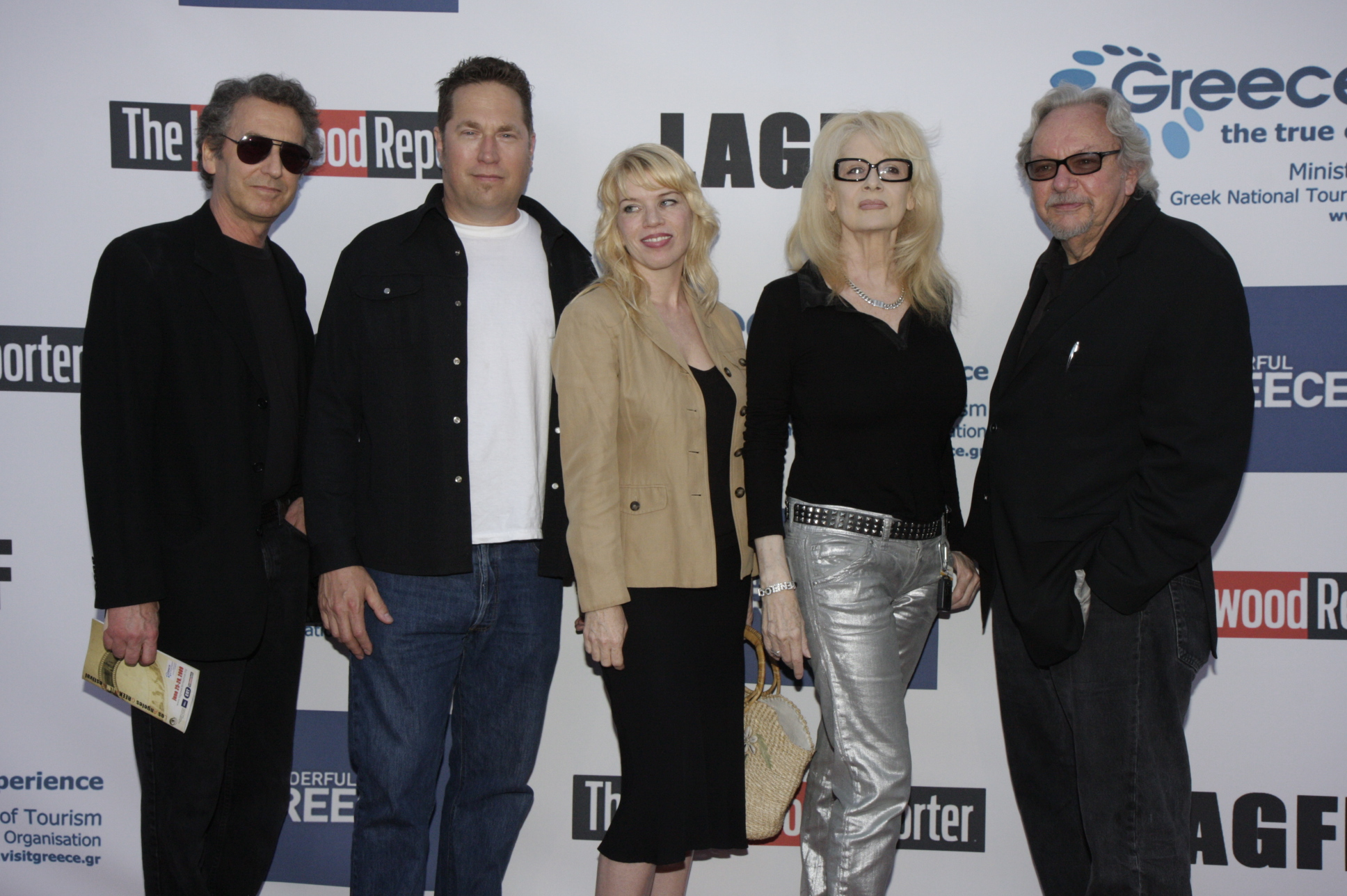 Ross Albert, Chris Pedersen, Christina Beck, Penelope Spheeris, Bob Rosen
