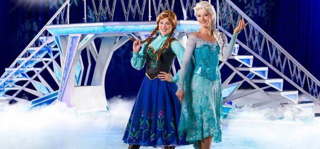 AQUA Carpatica Kids susține victoriile copilăriei la spectacolul Disney On Ice – Reach the Stars