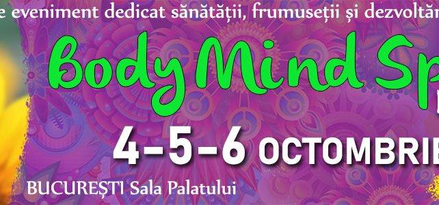 Body Mind Spirit Expo XXVI. Ediția de toamnă a festivalului tău de suflet