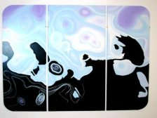 Triptych - commissioned piece