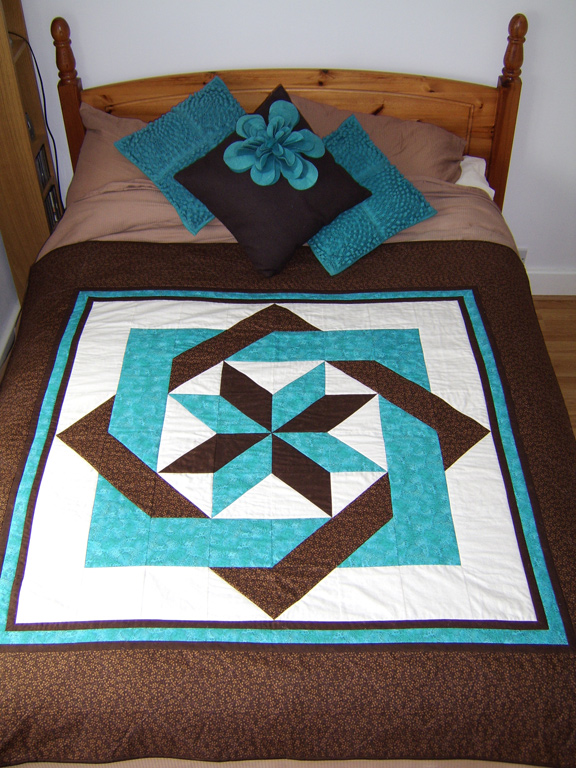 Quilt No. 4 - 'Puzzle'