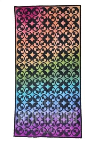 Quilt No. 6 - 'Rainbow'