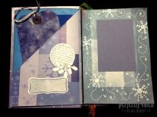 Christmas Art Journal 3