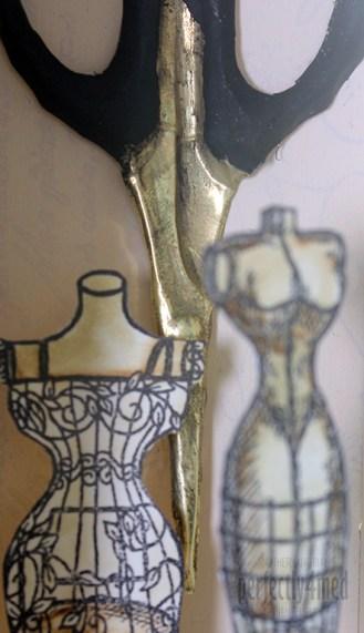 Scissors - close up