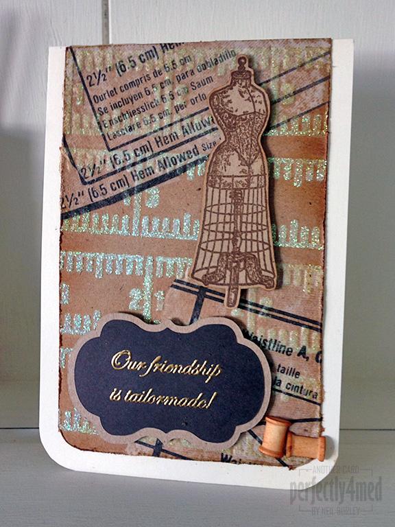 Tailormade Card